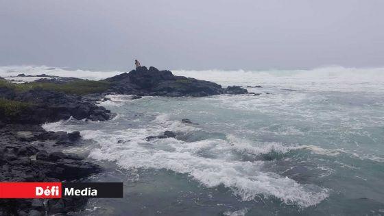 Météo : rafales de 50 km/h, les sorties en haute mer déconseillées