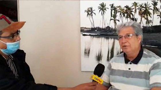 Patrick Merven : Les courses, c'est comme une école de vie...