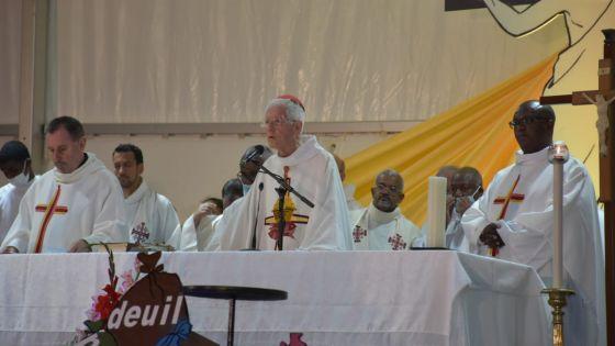 Cardinal Maurice Piat : «Le peuple Moris pe souffer»