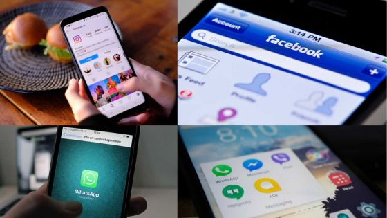 Panne mondiale de Facebook, WhatsApp, Instagram et Messenger ce lundi soir