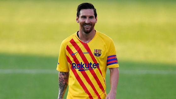 Lionel Messi dans le club fermé des milliardaires (Forbes)