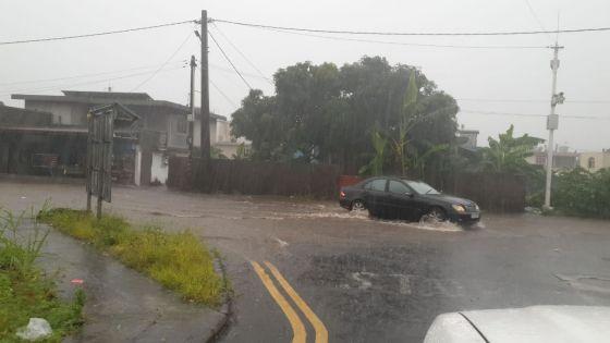 Avis de fortes pluies : une accalmie temporaire attendue en fin d'après-midi