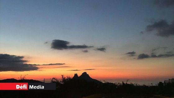 Météo : ciel plutôt dégagé ce soir, quelques nuages demain