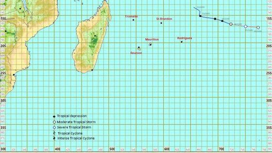 Météo : une tempête modérée baptisée Habana