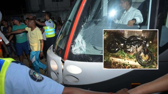Accident mortel entre un tram et un motocycliste : «Les feux de signalisation étaient rouges selon les images CCTV», affirme MEL