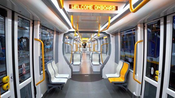 Metro Express : voyage virtuel à bord de l'Urbos 100