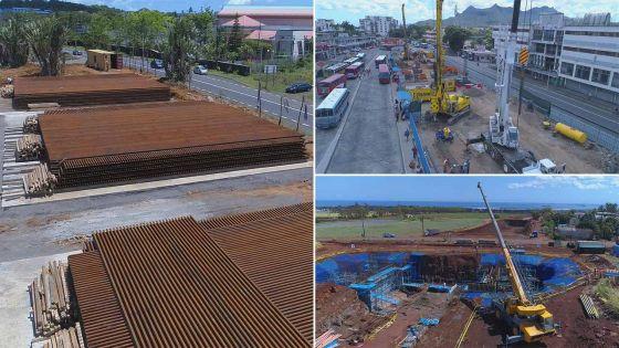 Metro Express : les rails bientôt soumis à des tests de robustesse