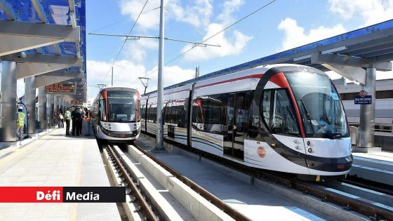 Cinq millions de passagers ont utilisé le métro depuis 2019