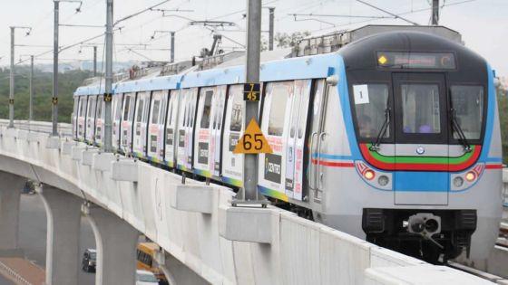 Metro Express : des travaux pour «améliorer les accès» au Phoenix Mall débutent ce 1er juillet