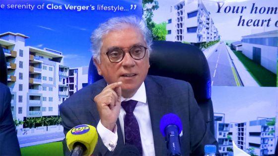 Mauritius Housing Company Ltd : le projet Résidence Mon Rêve-Clos Verger officiellement lancé