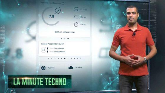La Minute Techno - Une application pour améliorer sa conduite
