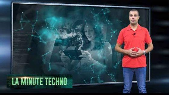 La Minute Techno - Nintendo Switch OLED, la version améliorée