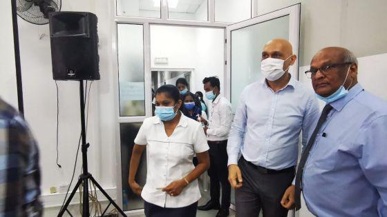 Covid-19 – Trois cas positifs parmi le personnel soignant : réaction du ministre Jagutpal