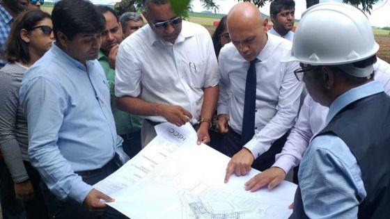 Constance, Flacq : le nouvel hôpital coûtera Rs 6 milliards, indique le ministre Jagutpal