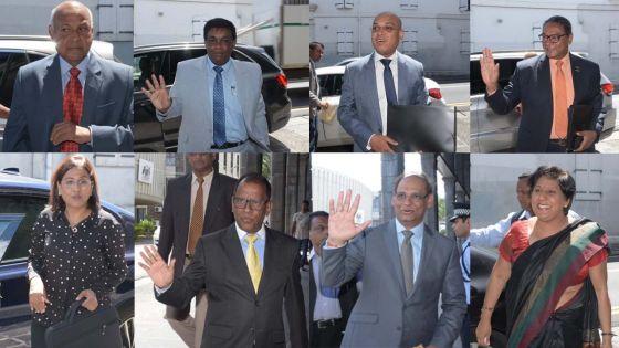 PMO : Pravind Jugnauth réunit le Conseil des ministres sortant ce lundi