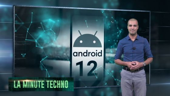 La Minute Techno - Ce que l'on sait sur Android 12