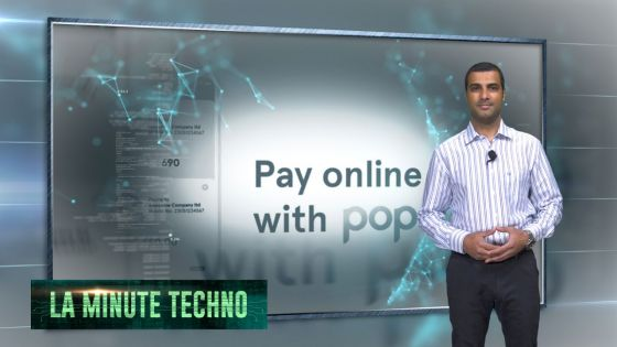La Minute Techno - Pop : La nouvelle application de paiement mobile