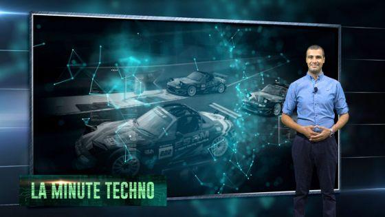La Minute Techno - Une nouvelle équipe mauricienne de sim racing