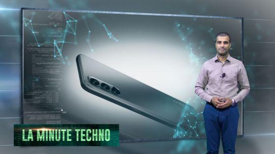 La Minute Techno - Le smartphone Reno 4 mène l'offensive d'Oppo sur le marché mauricien