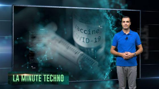 La Minute Techno - Le rendez-vous pour la seconde dose de vaccin en ligne