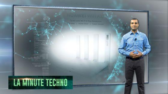 La Minute Techno - Les nouveaux routers de Huawei