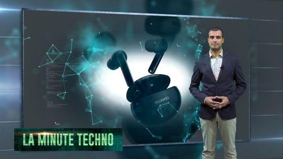 La Minute Techno - Les Huawei FreeBuds 4i bientôt à Maurice