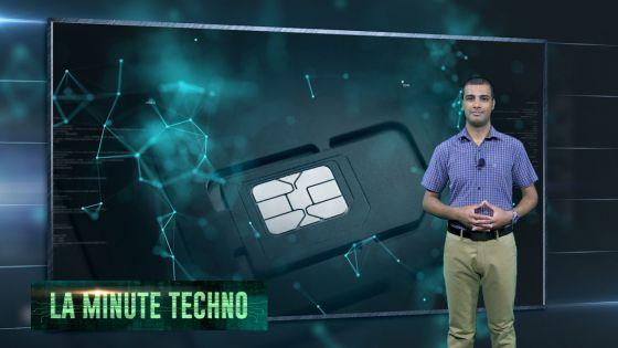 La Minute Techno - L'eSIM : quand la carte SIM devient virtuelle