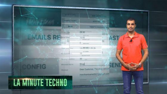 La Minute Techno - NouTiket et NouLardoise : deux nouvelles apps mauriciennes