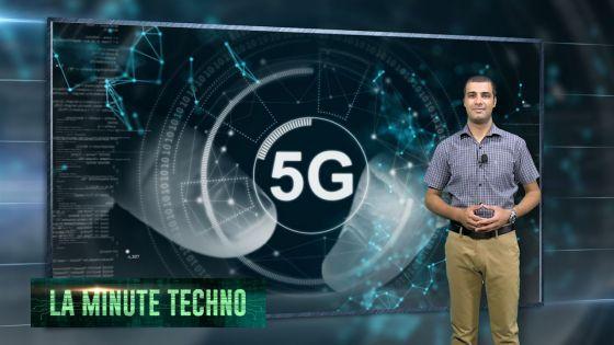 La Minute Techno - La 5G bientôt à Maurice
