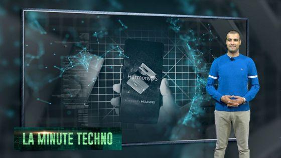 La Minute Techno - Harmony OS 2 déployés sur près de 100 appareils