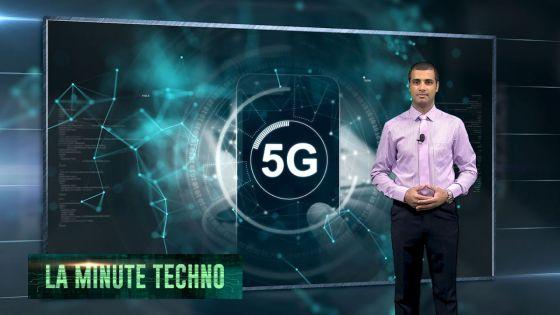 La Minute Techno - L'agence sanitaire française juge la 5G sans risque.