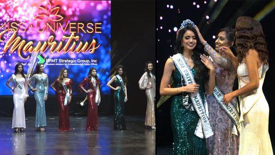 Miss Universe Mauritius 2019 : les temps forts de la finale