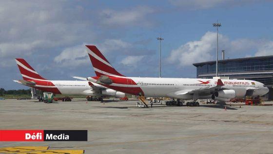 Air Mauritius : les vols commerciaux internationaux restent suspendus jusqu'au 31 août ; deux vols au quotidien à Rodrigues à partir du 1er août