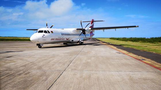 MK : 191 passagers transportés à Rodrigues depuis le 1er juillet