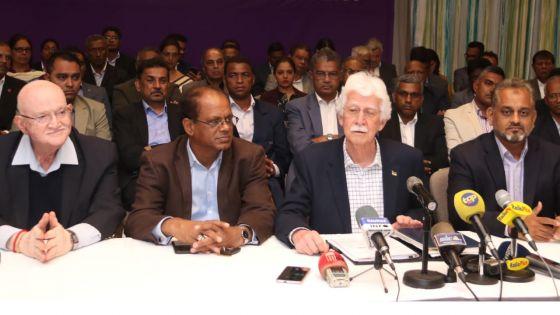 Législatives 2019 : Paul Bérenger qualifie de «succès» le rassemblement du MMM dimanche à Port-Louis