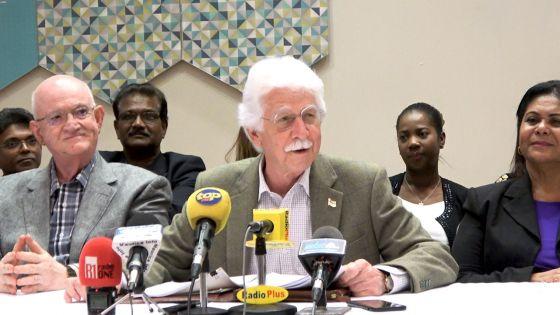 Paul Bérenger: «Il est clair qu'on se dirige vers la dissolution de l'Assemblée nationale»
