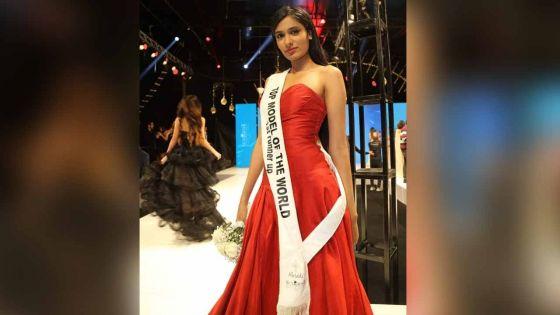 Top Model of the World : Une Mauricienne élue première dauphine