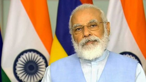 « Mauritius is at the heart of India's approach for development partnerships», dit Modi
