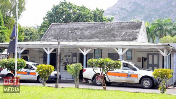 Moka/Saint-Pierre : douze présumés suspects arrêtéset des plants de gandia retrouvés