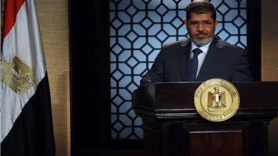 L'ancien président égyptien Morsi est mort pendant une comparution au tribunal