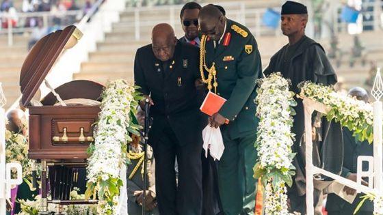 Mort du premier président zambien, Kenneth Kaunda