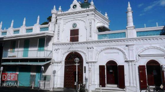 Covid-19 : la Jummah Mosque recommande aux fidèles de passer la nuit du « Mehraj Shareef » chez eux