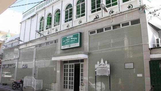 Polémique autour des propos tenus par Anil Gayan : les dirigeants de la mosquée Al Aqsa réagissent
