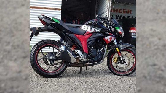 Fawzee : «J'ai contracté un emprunt pour acheter une moto. On me l'a volée»