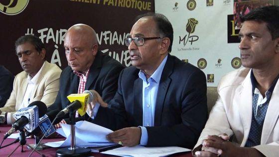 Utilisation des réserves de la Banque de Maurice : le gouvernement a créé un dangereux précédent, selon Alan Ganoo