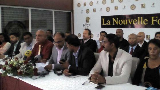 Alan Ganoo réclame la révocation du conseil d'administration d'Air Mauritius