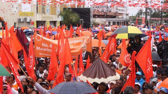 Législatives 2019 : Suivez le meeting de l'Alliance Morisien