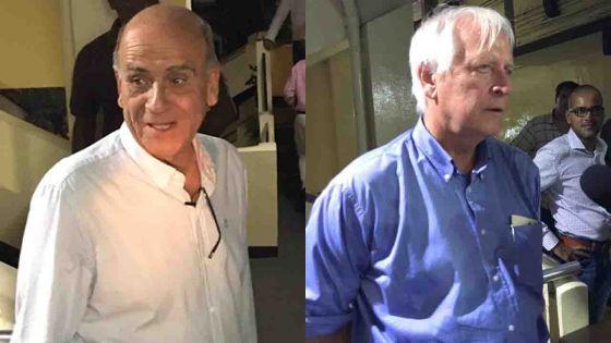 MTC - Elections : Giraud et De Spéville haut la main