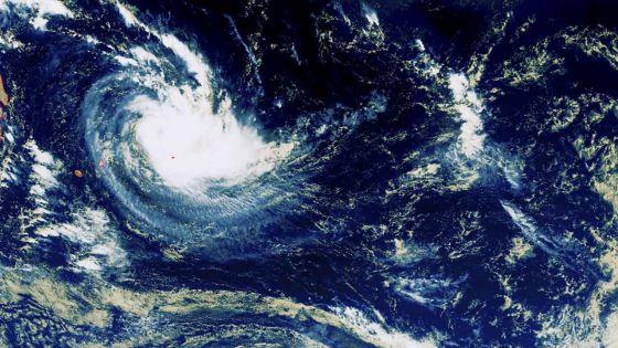 Cyclone Joaninha : Rodrigues passe en alerte 4