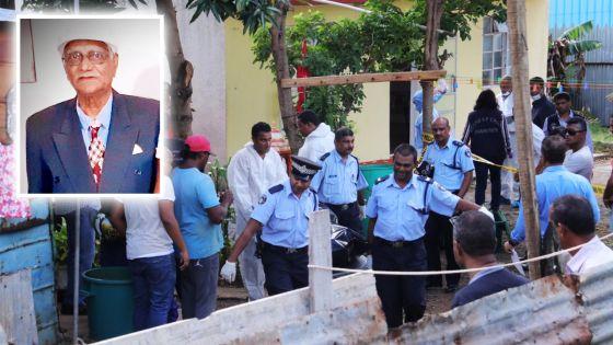 Drame à Pailles : Soomaya, 88 ans, tué dans sa maison